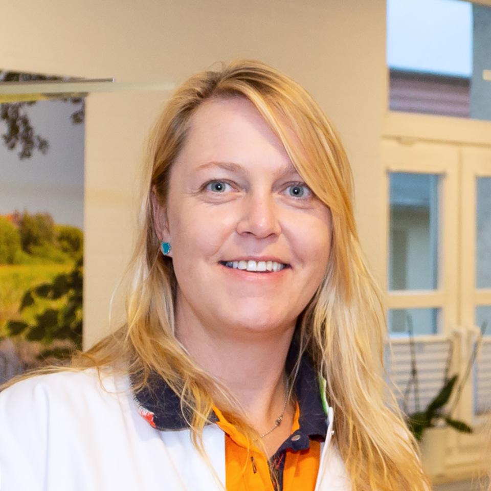 Frau Cornelia Höpcke: Fachärztin für Allgemeinmedizin